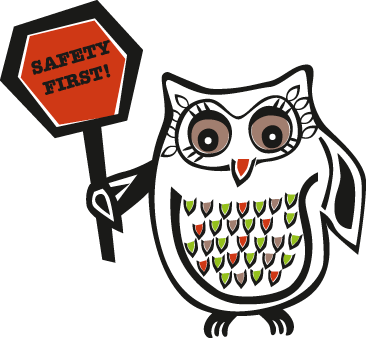 owls safety first who are you really talking to Funny Money Cartoons funny monkey clip art