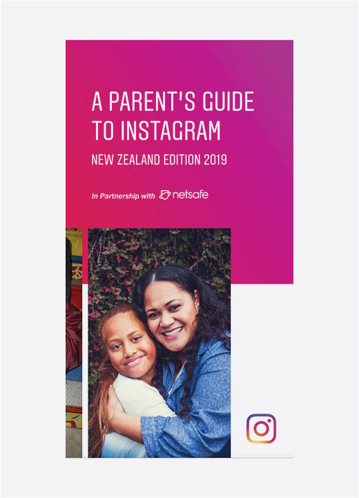 cover image of brochure featuring mother and daughter posing for photo