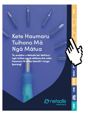 Online Safety Parent Toolkit Te Reo