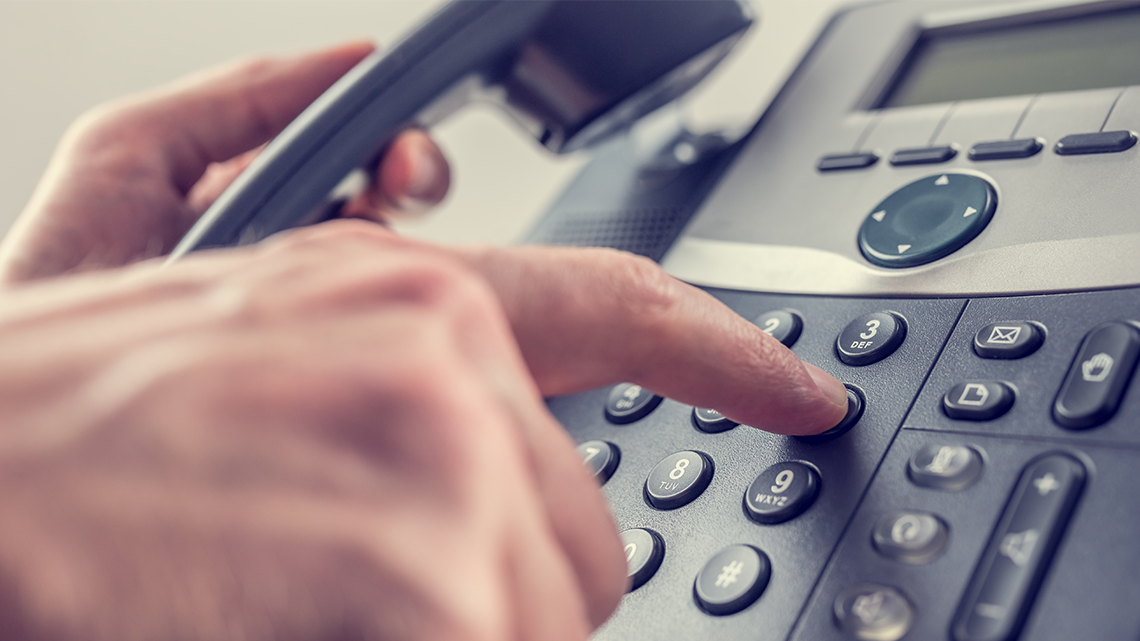 Cold Call Scams