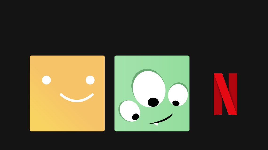 A display of the main user screen on Netflix