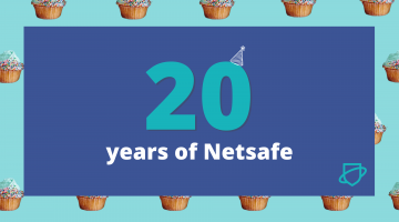 20 years of Netsafe